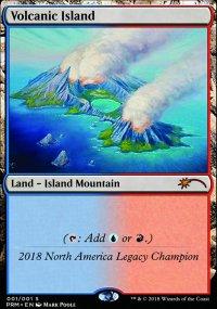 Volcanic Island - Ultra Rare Cards