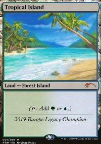 Tropical Island - Ultra Rare Cards