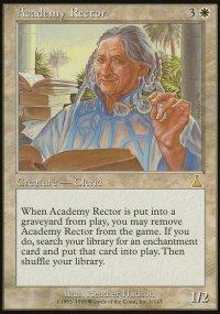 Academy Rector - Urza's Destiny