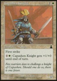 Capashen Knight - Urza's Destiny