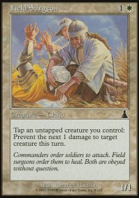 Field Surgeon - Urza's Destiny