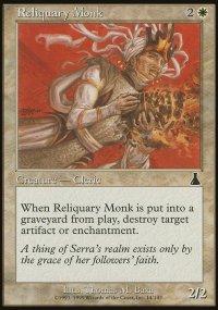 Reliquary Monk - Urza's Destiny