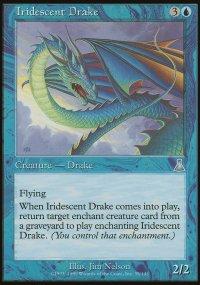 Iridescent Drake - Urza's Destiny