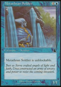Metathran Soldier - Urza's Destiny