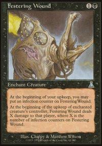 Festering Wound - Urza's Destiny