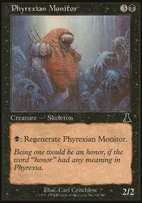 Phyrexian Monitor - Urza's Destiny