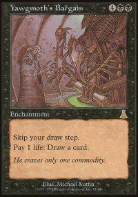 Yawgmoth's Bargain - Urza's Destiny