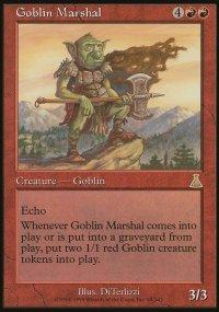 Goblin Marshal - Urza's Destiny
