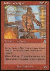 Keldon Champion - Urza's Destiny
