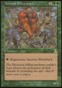 Ancient Silverback - Urza's Destiny