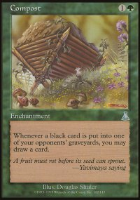 Compost - Urza's Destiny