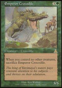 Emperor Crocodile - Urza's Destiny