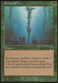 Scent of Ivy - Urza's Destiny