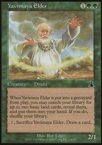 Yavimaya Elder - Urza's Destiny