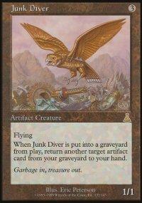 Junk Diver - Urza's Destiny