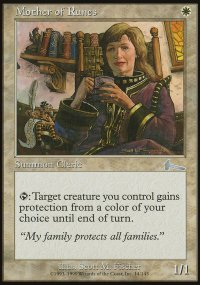 Mother of Runes - Urza's Legacy
