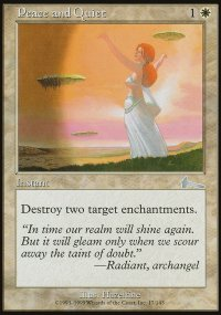 Peace and Quiet - Urza's Legacy