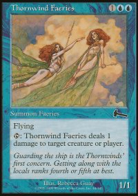 Thornwind Faeries - Urza's Legacy