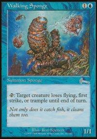 Walking Sponge - Urza's Legacy