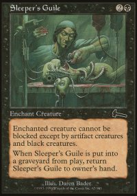 Sleeper's Guile - Urza's Legacy
