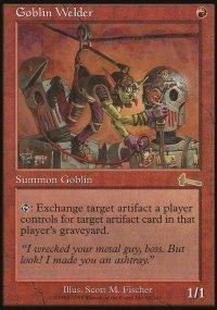 Goblin Welder - Urza's Legacy