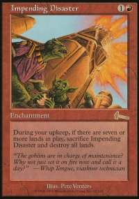 Impending Disaster - Urza's Legacy