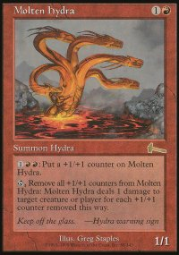 Molten Hydra - Urza's Legacy