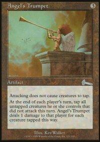 Angel's Trumpet - Urza's Legacy