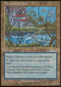 Faerie Conclave - Urza's Legacy