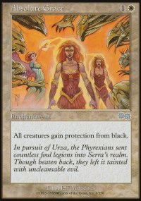 Absolute Grace - Urza's Saga