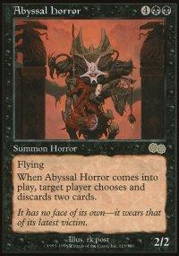 Abyssal Horror - Urza's Saga