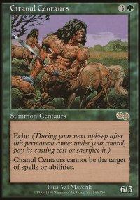 Citanul Centaurs - Urza's Saga