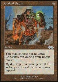 Endoskeleton - Urza's Saga