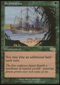 Exploration - Urza's Saga