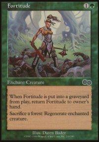 Fortitude - Urza's Saga