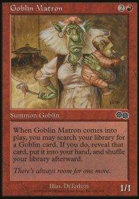 Goblin Matron - Urza's Saga