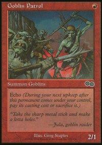 Goblin Patrol - Urza's Saga
