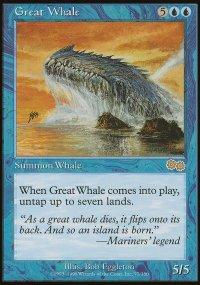 Great Whale - Urza's Saga