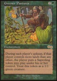 Greener Pastures - Urza's Saga