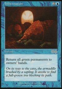 Hibernation - Urza's Saga