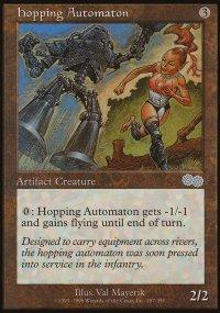 Hopping Automaton - Urza's Saga