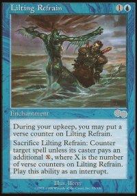 Lilting Refrain - Urza's Saga