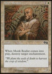 Monk Realist - Urza's Saga