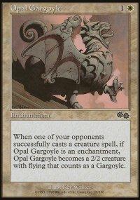 Opal Gargoyle - Urza's Saga