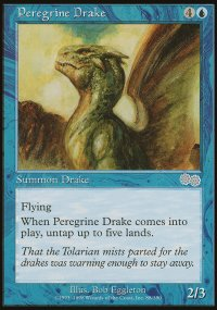 Peregrine Drake - Urza's Saga
