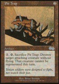 Pit Trap - Urza's Saga