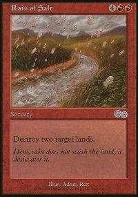Rain of Salt - Urza's Saga