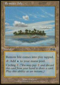 Remote Isle - Urza's Saga