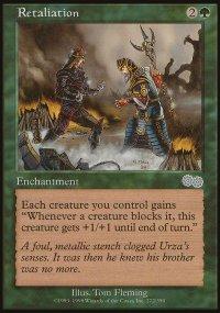 Retaliation - Urza's Saga