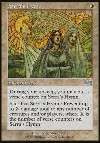 Serra's Hymn - Urza's Saga